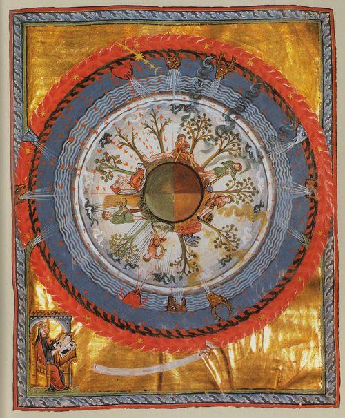 Hildegard mandala 2