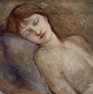 Edward burne jones sleep