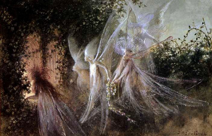 Fairy_passage_JohnAnsterFitzgerald