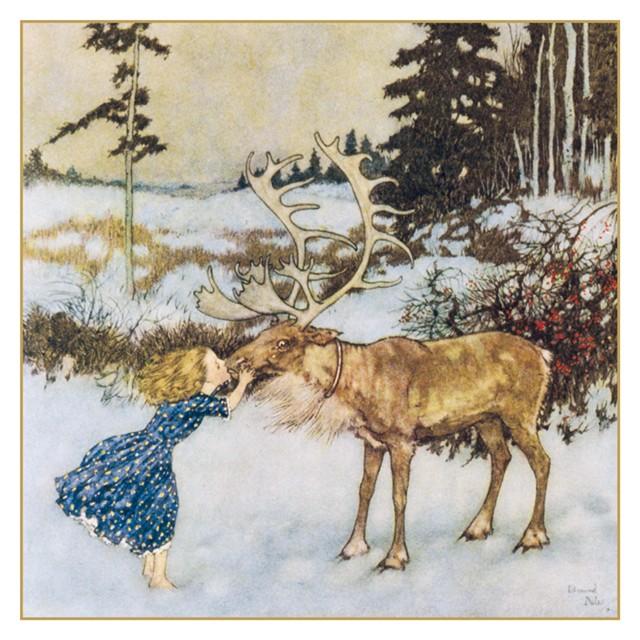 Gerda-and-the-reindeer